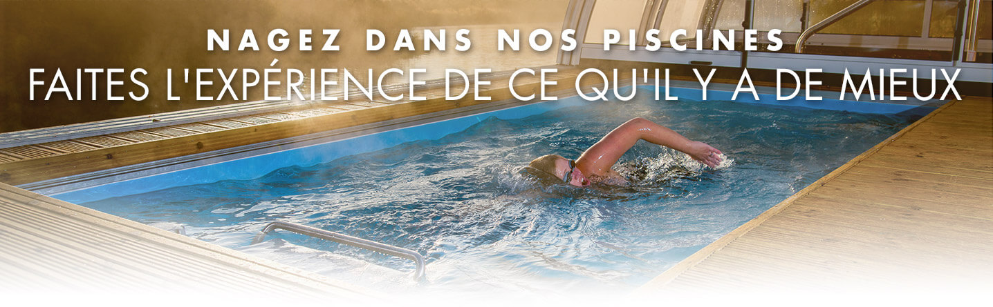 Endless pools canada spa de nage piscines spas for Exercise pool canada